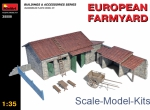MA35558 European farmyard