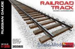 Railroad track (Russian gauge)
