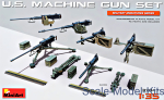 MA37047 U.S. Machine gun set