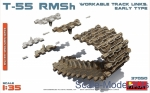MA37050 T-55 RMSh Workable Track Links Set. Early Type
