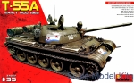 MA37057 Russian Medium Tank T-55A mod. 1965, early