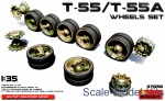 MA37058 T-55/T-55A Wheels Set