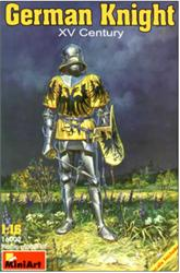 MA16002 German knight XV century