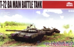 MC-UA72015 T-72BA Main Battle Tank