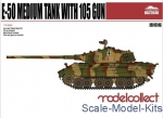 MC-UA72040 Germany WWII E-50 Medium tank with 105mm gun