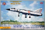 MSVIT72023 Mirage III V-01 French VTOL Fighter-bomber