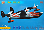 MSVIT72037 Beriev Be-12P-200 Firefighting flying boat