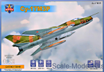 MSVIT72048 Su-17M3R Reconnaissance fighter-bomber with KKR