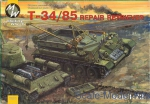 MW7211 T-34/85 Soviet WWII repair retriever