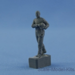 NS-F-48004 Resin figure Russian fighter pilot Bogdan