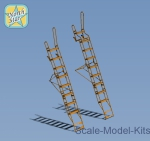 NS32022 Ladder for Su-27 UB two seat fighter series