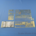 NSA350113 Photo-etched set  for