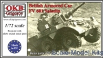 OKB-V72042 British Armored Car FV 601