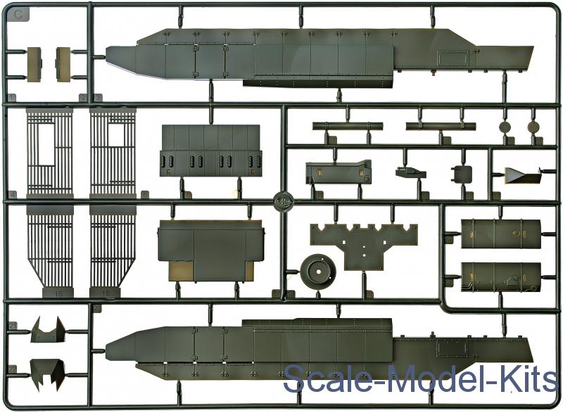 Pk4 Hornby L6873 Mk4 Bogie Step Details