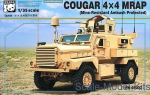 PAN-PH35003 Cougar 4X4 MRAP