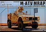 PAN-PH35007 M-ATV MRAP with w/Crow II RWS