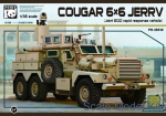 PAN-PH35010 Cougar 6x6 MRAP