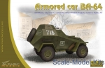 PARC3506 Light armoured car BA-64
