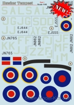 PRS48-125 Decal for Hawker Tempest, part 1