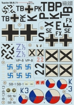 PRS72-295 Decal for Tupolev SB/B.71, part 3