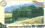 PST72039 IS-2MT Soviet armored tow tractor