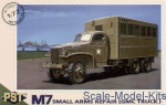 PST72057 M7 (GMC truck) small arms repair