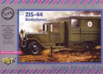 PST72074 ZIS-44 Ambulance