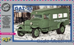 PST72079 GAZ-55 Ambulance