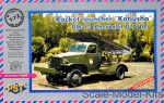 PST72087 Rocket Launcher BM-13 (Chevrolet G-7107)