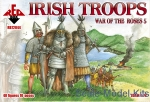 RB72044 Irish troops, War of the Roses 5