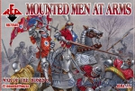 RB72045 Mounted Men at Arms,  War of the Roses 6