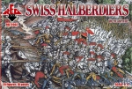 RB72062 Swiss halberdiers, 16th century