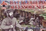 RB72073 Battlefield accessory set, 16th-17th century
