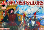 RB72102 Spanish Sailors, 16-17 century, set 1