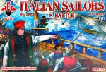 RB72107 Italian Sailors in Battle, 16-17 century, set 3