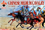 RB72118 Chinese medium cavalry, 16-17th century
