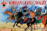 RB72120 Korean light cavalry, 16-17th century