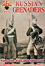 RB72130 Russian Grenadiers (Napoleonic Wars 1804-1808)