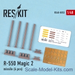 RS48-0053 Magic-2 missile, 4 pcs