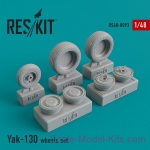 RS48-0093 Wheels set for Yak-130