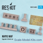 RSU72-0001 NH-90 NHF uprade & detail set