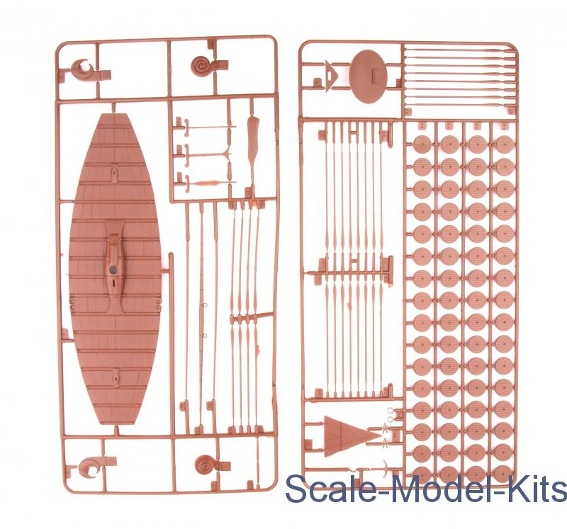 Viking Ship échelle 1//50 REVELL Kit 5403