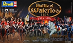 RV02450 Battle of Waterloo, 1815