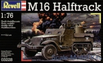 RV03228 M16 Halftrack