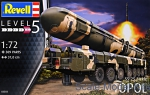 RV03303 Russian missile system SS-25 'Topol' ('Sickle')