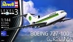 RV03946 Boeing 727-100 Germania