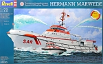 RV05220 Rescue boat Hermann Marwede