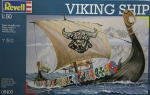 RV05403 Viking ship