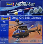 RV64938 Gift Set Bell OH-58D