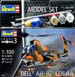 Model Set - Helicopter Bell AH-1G Cobra